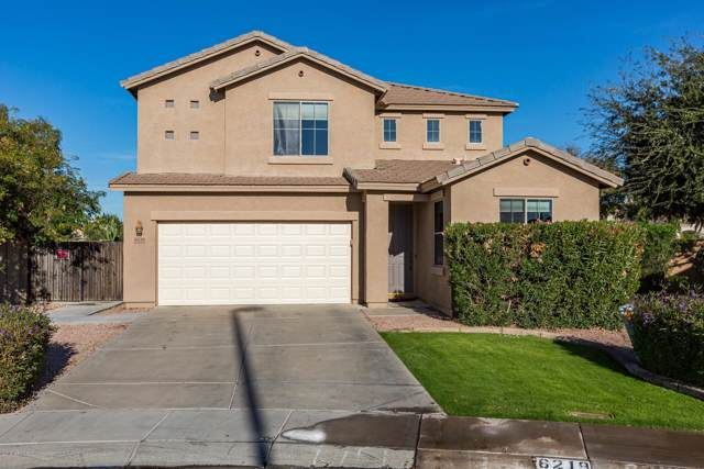 6219 S Martingale Road, Gilbert, AZ 85298 (MLS #6013945) :: The Kenny Klaus Team