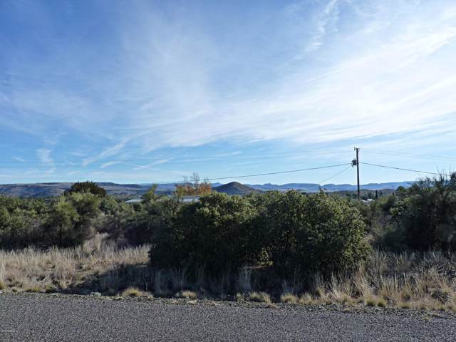 20591 E Cedar Canyon Drive, Mayer, AZ 86333 (MLS #6013949) :: Devor Real Estate Associates