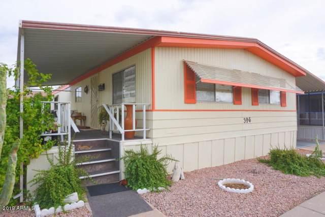 4065 E University Drive E #396, Mesa, AZ 85205 (MLS #6013967) :: Dijkstra & Co.