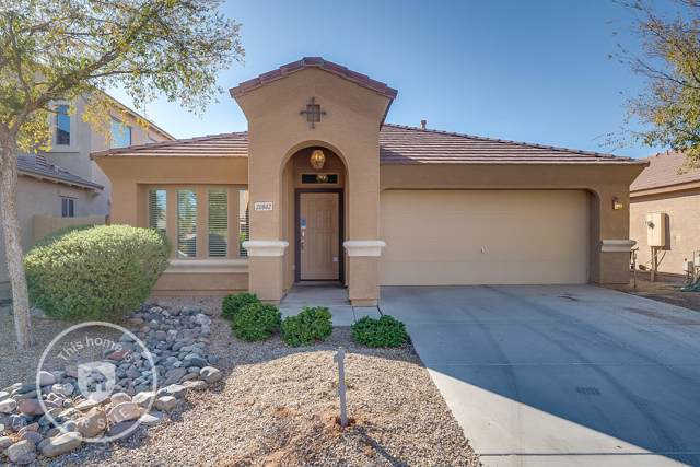 20842 N Dries Road, Maricopa, AZ 85138 (MLS #6013984) :: The Kenny Klaus Team