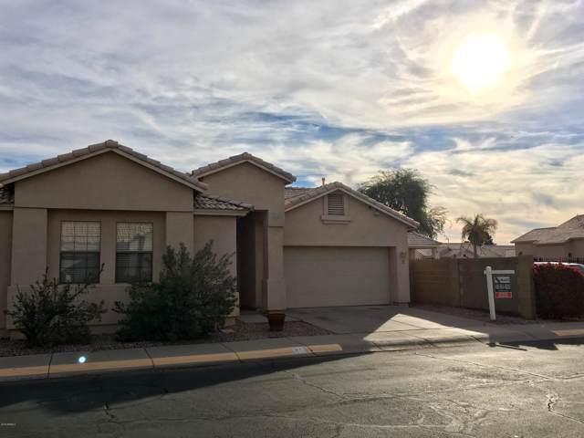 1932 N Mesa Drive #32, Mesa, AZ 85201 (MLS #6013995) :: Dijkstra & Co.