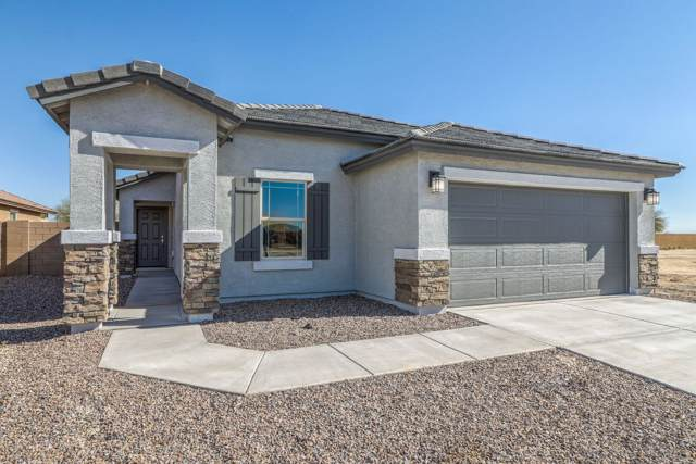 757 W Kingman Drive, Casa Grande, AZ 85122 (MLS #6013996) :: Nate Martinez Team