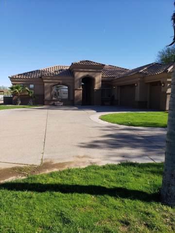 24803 S 194TH Street, Queen Creek, AZ 85142 (MLS #6013998) :: Dijkstra & Co.