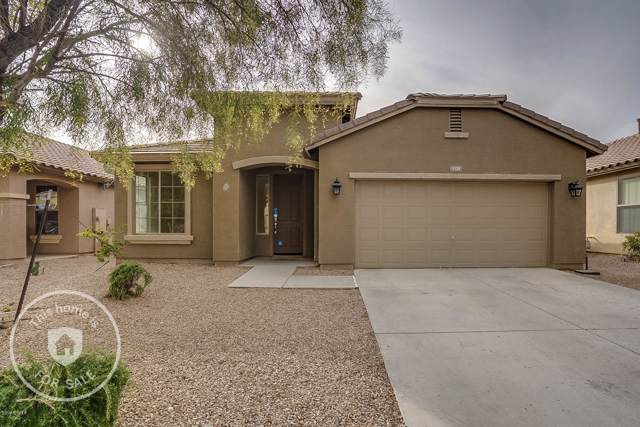 1129 W Desert Hollow Drive, San Tan Valley, AZ 85143 (MLS #6014008) :: Lucido Agency