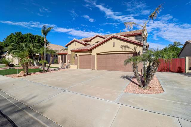 8016 W Foothill Drive, Peoria, AZ 85383 (MLS #6014014) :: The W Group