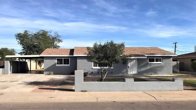 2720 W Ruth Avenue, Phoenix, AZ 85051 (MLS #6014018) :: Team Wilson Real Estate