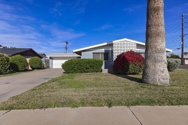 4502 W Keim Drive, Glendale, AZ 85301 (MLS #6014039) :: Devor Real Estate Associates