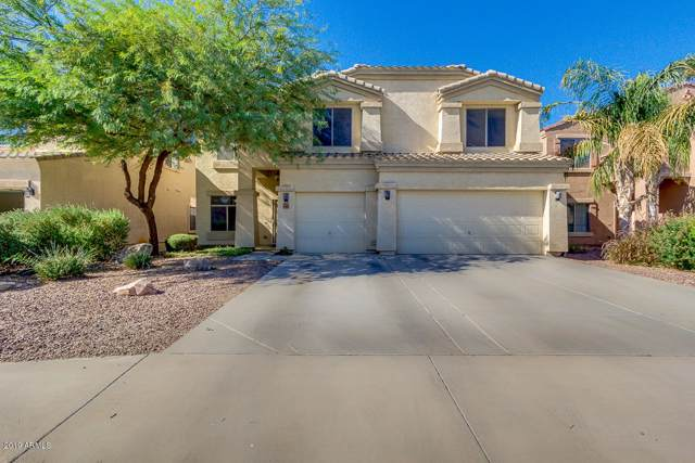 19368 N Ibis Way, Maricopa, AZ 85138 (MLS #6014055) :: Openshaw Real Estate Group in partnership with The Jesse Herfel Real Estate Group
