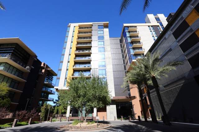200 W Portland Street #1013, Phoenix, AZ 85003 (MLS #6014056) :: Long Realty West Valley