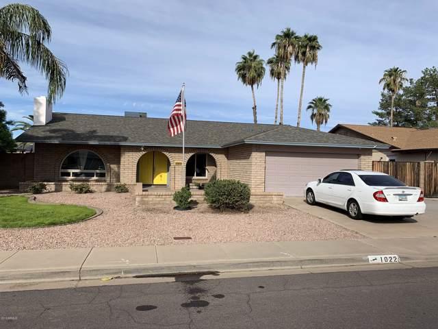 1022 W Peralta Avenue, Mesa, AZ 85210 (MLS #6014078) :: Dijkstra & Co.
