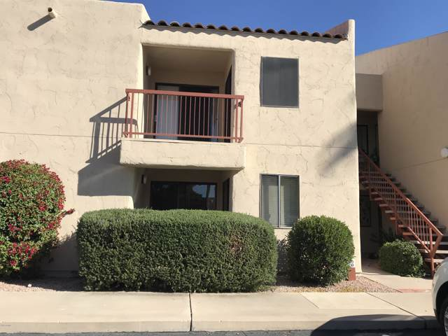 9345 N 92ND Street #110, Scottsdale, AZ 85258 (MLS #6014083) :: Lucido Agency