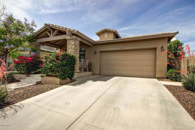 1434 W Homestead Court, Chandler, AZ 85286 (MLS #6014095) :: Devor Real Estate Associates