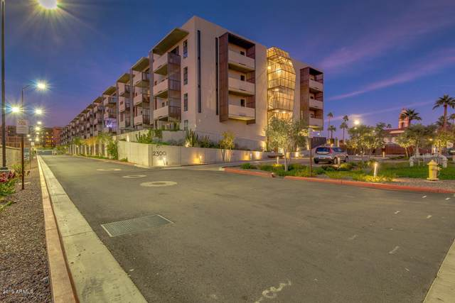 2300 E Campbell Avenue #208, Phoenix, AZ 85016 (MLS #6014117) :: The Results Group