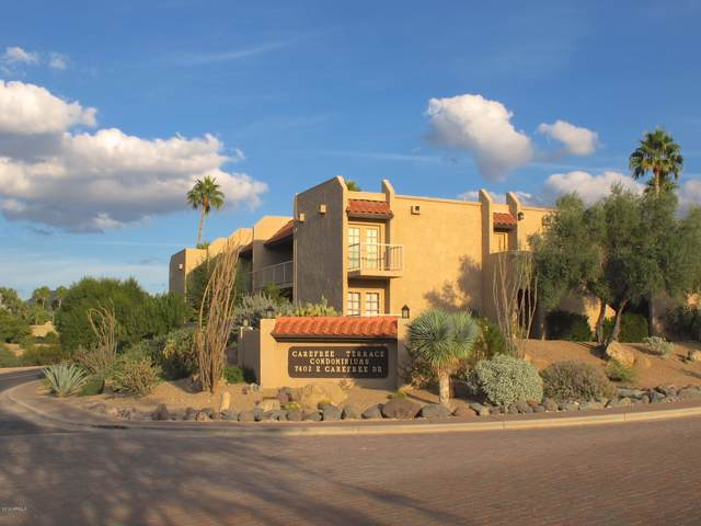 7402 E Carefree Drive #318, Carefree, AZ 85377 (MLS #6014120) :: Long Realty West Valley