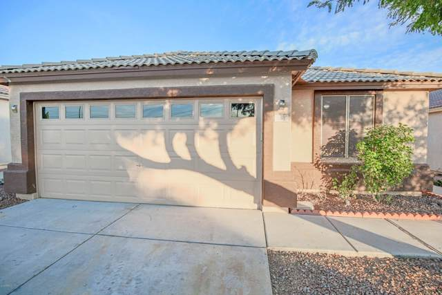 16539 N 114TH Drive, Surprise, AZ 85378 (MLS #6014123) :: The Helping Hands Team