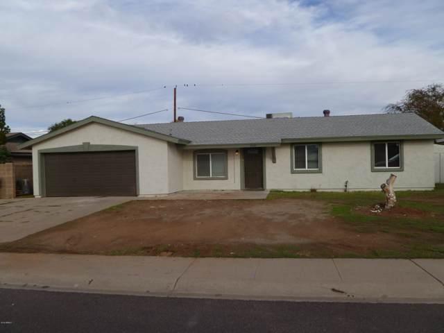 3152 W Calavar Road, Phoenix, AZ 85053 (MLS #6014137) :: Devor Real Estate Associates