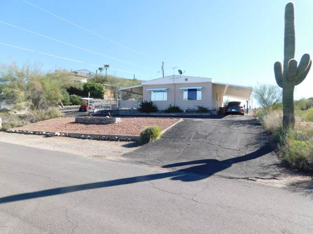 681 E Queen Creek Drive, Queen Valley, AZ 85118 (MLS #6014139) :: The Kenny Klaus Team