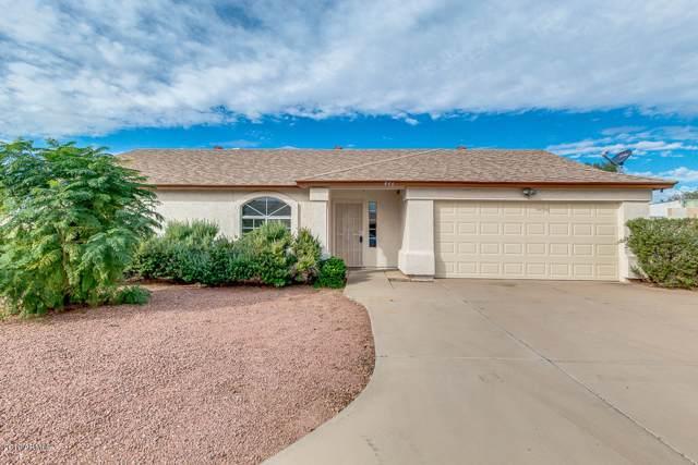 846 N 81st Street, Mesa, AZ 85207 (MLS #6014165) :: The Kenny Klaus Team
