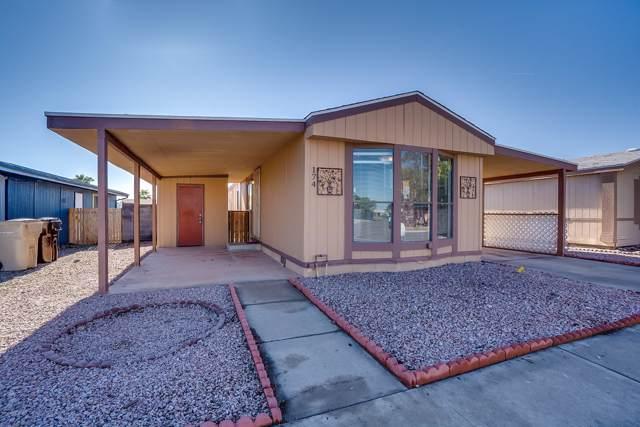 11275 N 99TH Avenue #174, Peoria, AZ 85345 (MLS #6014172) :: Selling AZ Homes Team