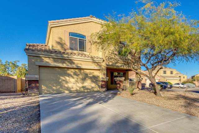 23694 W Hidalgo Avenue, Buckeye, AZ 85326 (MLS #6014182) :: Arizona Home Group