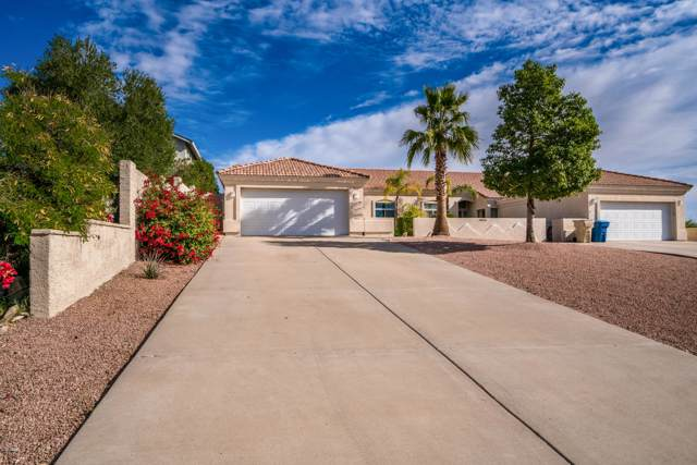 14035 N Cameo Drive, Fountain Hills, AZ 85268 (MLS #6014196) :: The Helping Hands Team