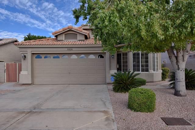 5326 W Pontiac Drive, Glendale, AZ 85308 (MLS #6014206) :: The Kenny Klaus Team