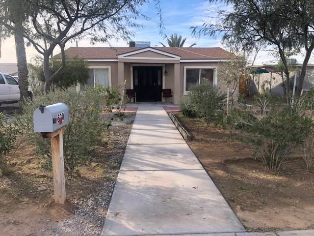 520 S 2ND Street, Avondale, AZ 85323 (MLS #6014228) :: The C4 Group