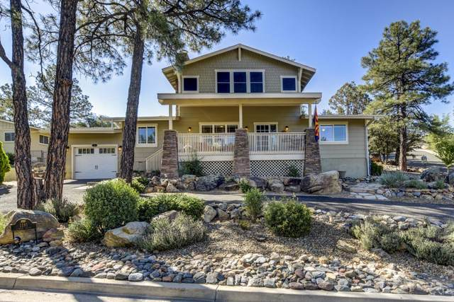 1181 Loren Drive, Prescott, AZ 86305 (MLS #6014251) :: Revelation Real Estate