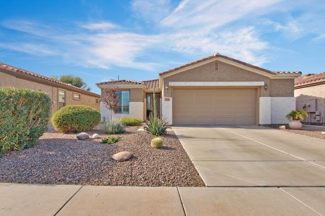 5118 S Barley Way, Gilbert, AZ 85298 (MLS #6014257) :: Riddle Realty Group - Keller Williams Arizona Realty