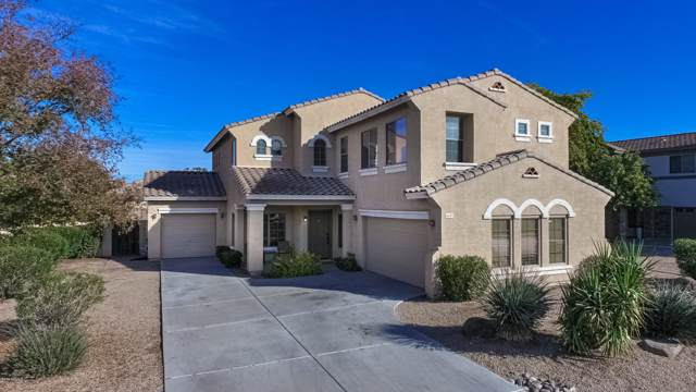 6697 S Garnet Way, Chandler, AZ 85249 (MLS #6014303) :: Dijkstra & Co.