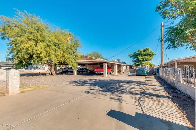 7141 N 53RD Avenue, Glendale, AZ 85301 (MLS #6014304) :: Brett Tanner Home Selling Team