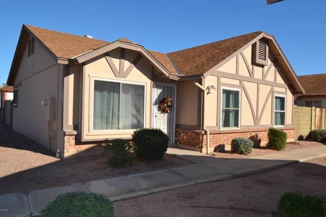 1055 N Recker Road #1205, Mesa, AZ 85205 (MLS #6014316) :: The Kenny Klaus Team