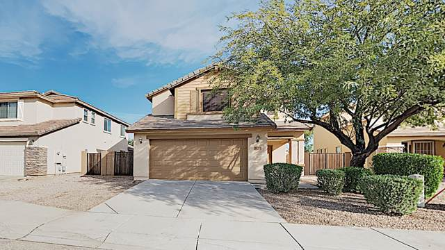 34773 N Open Range Drive, Queen Creek, AZ 85142 (MLS #6014337) :: The Kenny Klaus Team