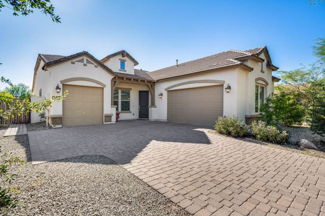 3831 E Powell Place, Chandler, AZ 85249 (MLS #6014354) :: Dijkstra & Co.