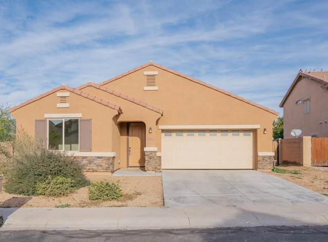 21612 W Hilton Avenue, Buckeye, AZ 85326 (MLS #6014363) :: Openshaw Real Estate Group in partnership with The Jesse Herfel Real Estate Group