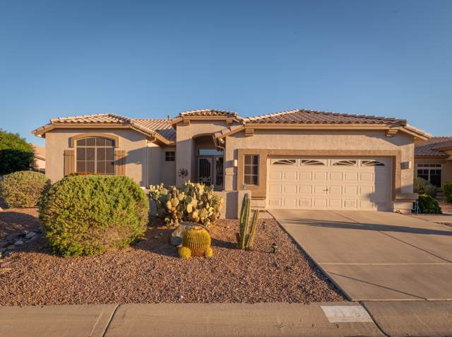 7126 E Texas Ebony Drive, Gold Canyon, AZ 85118 (MLS #6014397) :: Openshaw Real Estate Group in partnership with The Jesse Herfel Real Estate Group