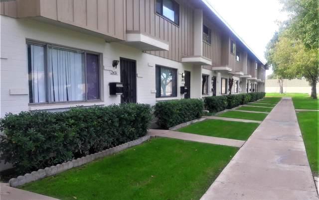 2425 W Missouri Avenue #2431, Phoenix, AZ 85015 (MLS #6014405) :: Riddle Realty Group - Keller Williams Arizona Realty