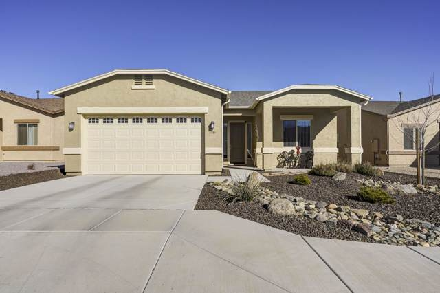 5781 N Thornberry Drive, Prescott Valley, AZ 86314 (MLS #6014409) :: Revelation Real Estate