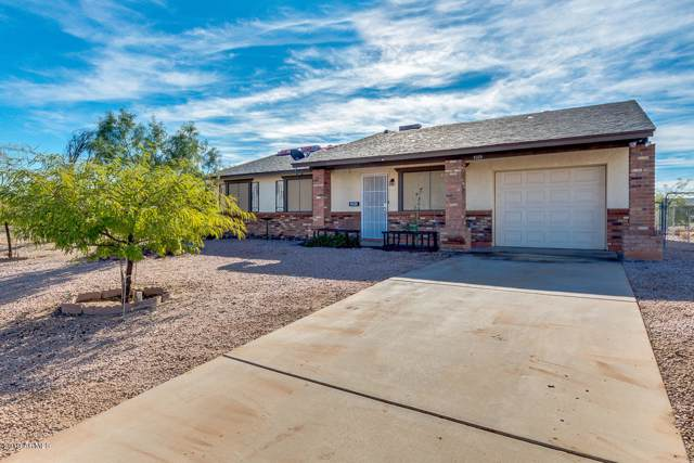 9325 W Tinajas Drive, Arizona City, AZ 85123 (MLS #6014414) :: Openshaw Real Estate Group in partnership with The Jesse Herfel Real Estate Group