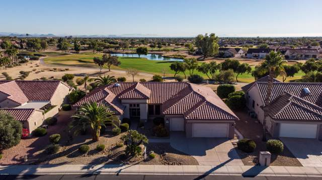 18421 N Laguna Azul Drive, Surprise, AZ 85374 (MLS #6014426) :: Long Realty West Valley