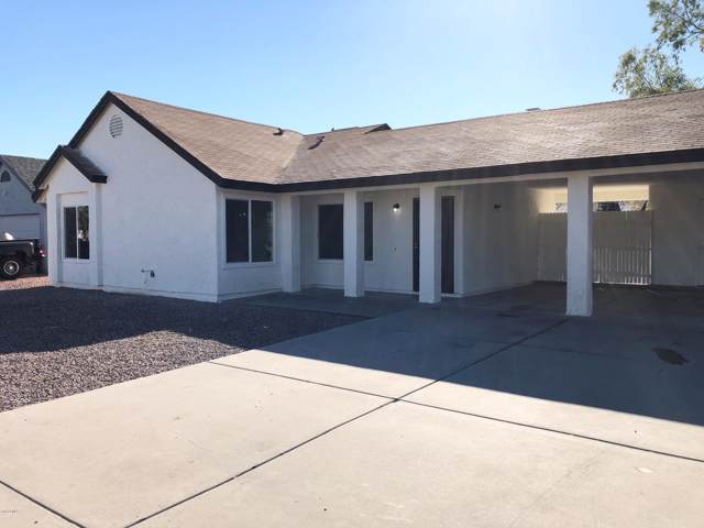 5349 W Voltaire Drive, Glendale, AZ 85304 (MLS #6014428) :: The Property Partners at eXp Realty