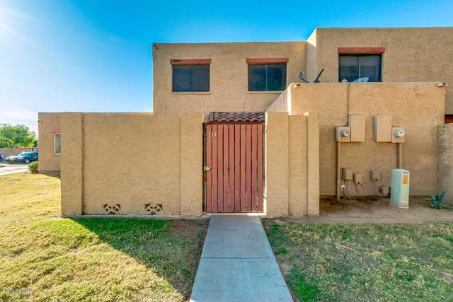 948 S Alma School Road #10, Mesa, AZ 85210 (MLS #6014430) :: Selling AZ Homes Team