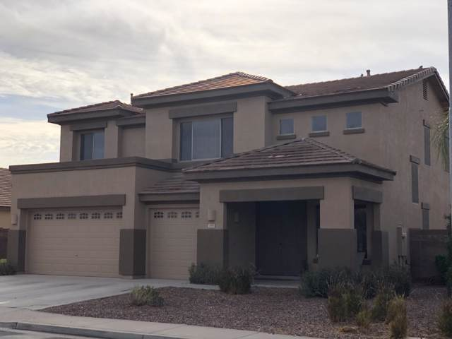 1895 E Bartlett Place, Chandler, AZ 85249 (MLS #6014434) :: Dijkstra & Co.