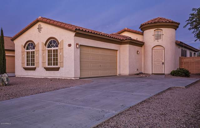 3861 N 293RD Drive, Buckeye, AZ 85396 (MLS #6014444) :: The Kenny Klaus Team
