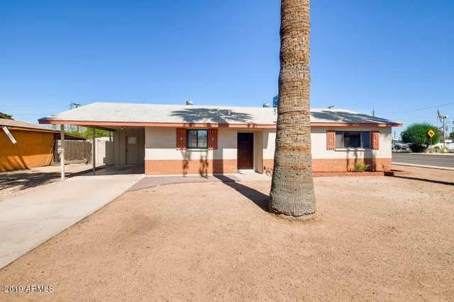 1604 W Bedford Street, Mesa, AZ 85201 (MLS #6014450) :: Selling AZ Homes Team