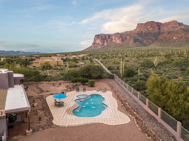 1351 S Morning Dove Court, Apache Junction, AZ 85119 (MLS #6014454) :: The Kenny Klaus Team