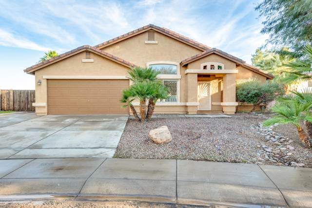 10351 W Rosewood Drive, Avondale, AZ 85392 (MLS #6014461) :: The C4 Group