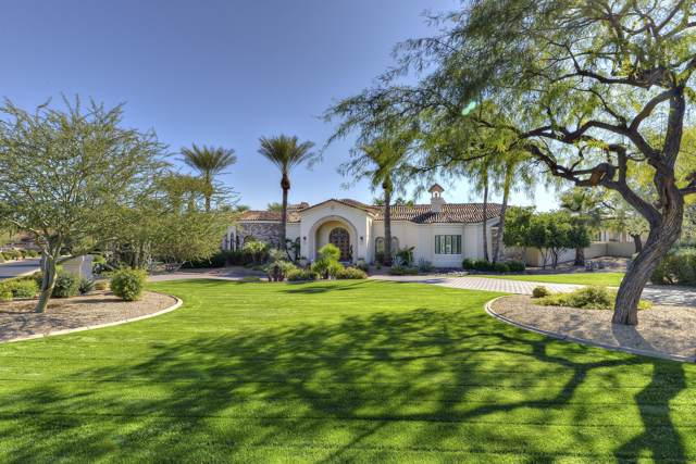 8217 N Coconino Road, Paradise Valley, AZ 85253 (MLS #6014480) :: Devor Real Estate Associates