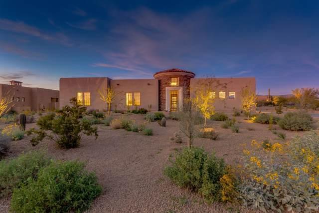 8742 E Villa Cassandra Drive, Scottsdale, AZ 85266 (MLS #6014500) :: Dijkstra & Co.
