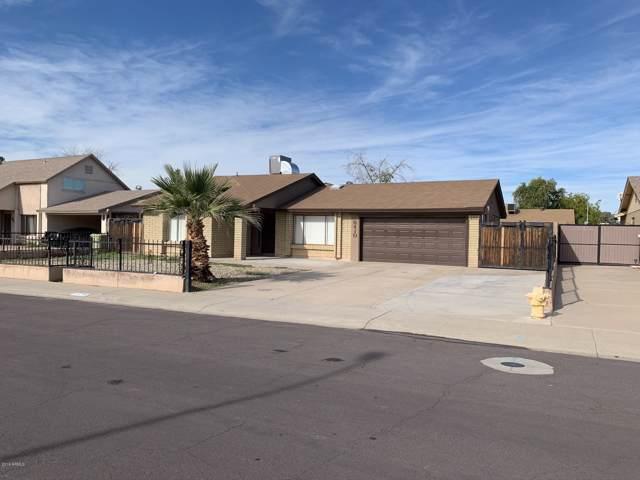 6410 W Sunnyslope Lane, Glendale, AZ 85302 (MLS #6014519) :: Brett Tanner Home Selling Team